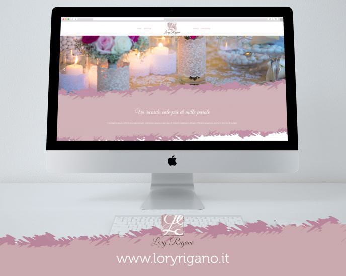 Lory Rigano Wedding Planner & Event Designer